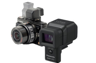 Image of Panasonic DMW-LVF2 Viewfinder for GX1