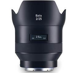 Image of Zeiss Batis 25mm F2 Lens (Sony E mount)