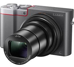 Image of Panasonic Lumix DMC-ZS100 (Silver) Bundle