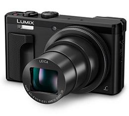 Image of Panasonic Lumix DMC-ZS60 (Black) + Bonus