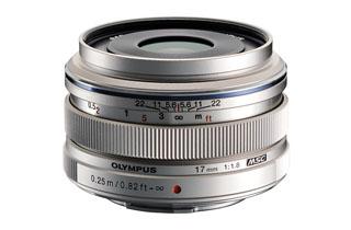 Image of Olympus M.Zuiko Digital 17mm f1.8 (Micro Four Thirds - Silver)