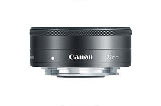 Image of Canon EF-M 22mm f/2 STM Lens (EOS M Mount)