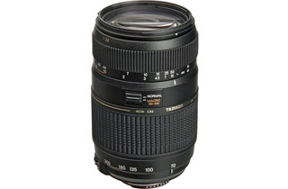 Image of Tamron 70-300mm f/4-5.6 Di LD Macro (For Canon Mount)