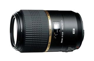 Image of Tamron SP AF 90mm F2.8 Di VC USD Macro 1:1 Lens (Canon) (Model F004)