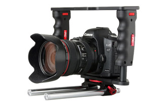Image of PNC GearBox GB-2 - Video Accessory Cage w/ 15mm Rod Adapter