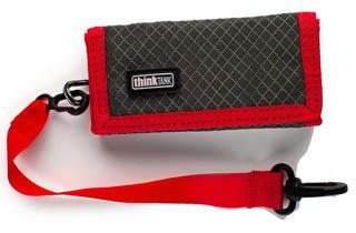 Image of ThinkTank Pee Wee Pixel Pocket Rocket (RED)