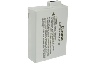 Image of Canon LP-E8 Battery