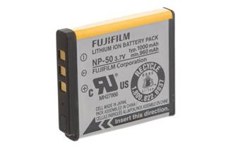 Image of Fujifilm NP-50 Lithium-ion Battery (Fujifilm X20)