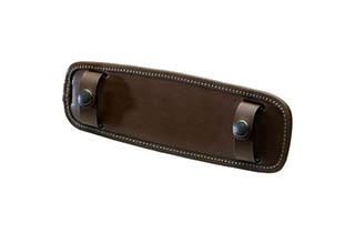 Image of Billingham Shoulder Pad SP40 (Chocolate Leather)