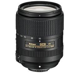 Image of Nikkor AF-S DX 18-300mm f3.5-6.3G ED VR with Bonus