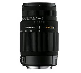 Image of Sigma 70-300mm f4-5.6 DG OS (Canon)
