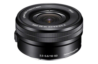 Sony E PZ 16-50mm f3.5-5.6 OSS (E-Mount) (SELP1650)