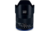 Zeiss Loxia 21mm F2.8 Lens (for Sony E Mount)