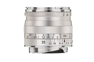 Zeiss 35mm f2 Biogon T* ZM Silver (M Mount)
