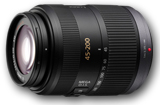 Panasonic Lumix G Vario 45-200mm F4.0-5.6 MEGA O.I.S (Micro Four Thirds Mount)