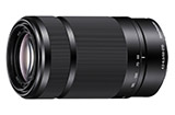 Sony SEL 55-210mm F4.5-6.3 OSS E-mount Lens (Black) (SEL55210/B)