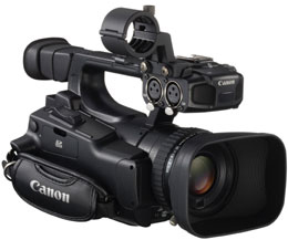 Canon XF100 HD Video Camcorder