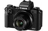 Canon PowerShot G5X Digital Camera (black)
