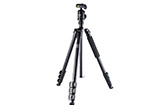 FotoPro C40i 4-Section Aluminum Tripod w/ FPH-53P Ball Head (Black)