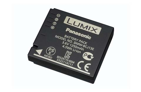Panasonic DMW-BCJ13 Li-Ion Battery for LX5