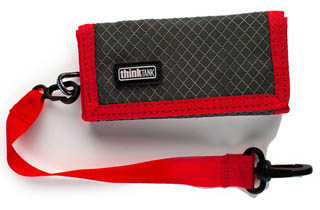 ThinkTank Pee Wee Pixel Pocket Rocket (RED)