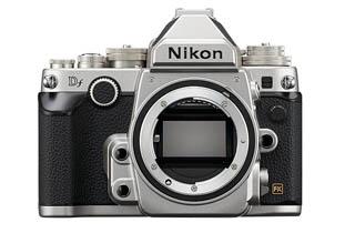 Nikon Df Body (Silver)