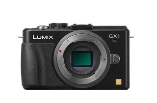 Panasonic DMC-GX1 Body (Micro Four Thirds)