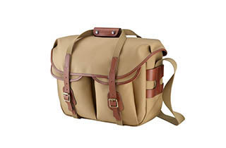 Billingham Hadley Large Pro (Khaki, Canvas, Tan Leather)