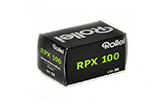Rollei RPX 100 Black & White Print Film - 135-36exp