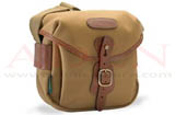 Billingham Hadley Digital (Khaki canvas, tan leather, brass fittings)