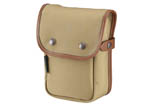 Billingham Delta Pocket (Khaki Canvas, Tan Leather)