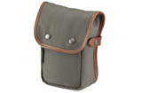Billingham Delta Pocket (Sage FibreNyte, Tan Leather)