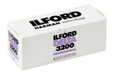 Ilford Delta 3200 Black & White Print Film - 120mm