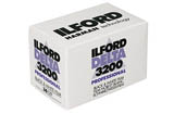 Ilford Delta 3200 Black & White Print Film - 135-36exp