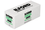 Ilford Delta 400 Black & White Print Film - 120 Roll