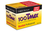 Kodak Professional T-Max 100 Black & White Print Film  - 135-24exp