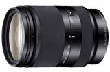 Sony 18-200mm f3.5-6.3 (E-Mount) (SEL18200)