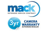 Mack Worldwide 3 Years Extended Digital Stills Warranty(under $3,000.00)